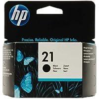 HP C9351AE (21) Mürekkep Kartuş 190 Sayfa, Siyah