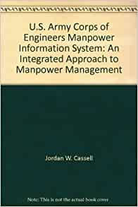 manpower management approach Also modelled is the phenomenon of the learning period - the time it takes for a person to approach his potential a model for manpower management.
