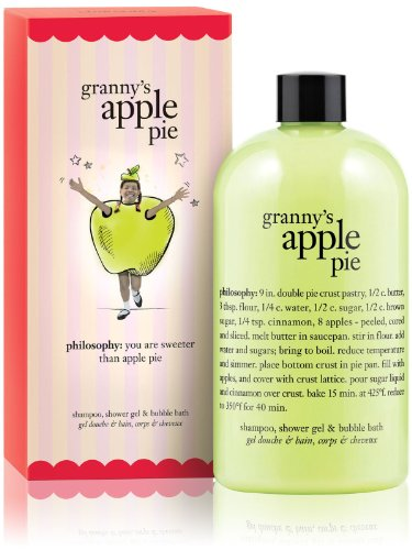 (Philosophy Granny's Apple Pie Shower Gel-16 oz)