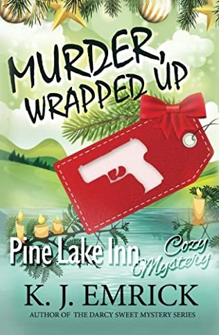 book cover of Murder, Wrapped Up