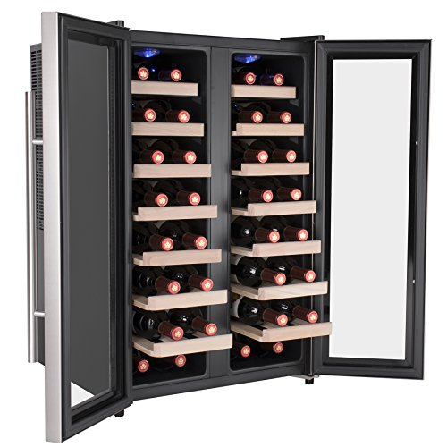 32 Bottle Wine Cooler Refrigerators - 5