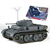 アスカモデル 1/35 ドイツ陸軍 2号戦車L型ルクス 初期型 プラモデル 35-033