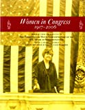 Women in Congress 1917-2006, , 0160767539