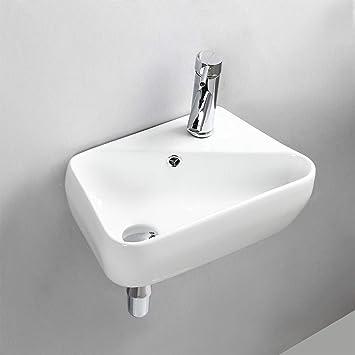 Gimify Mini Waschbecken Wandspüle für Garderobe kleines Badezimmer ...