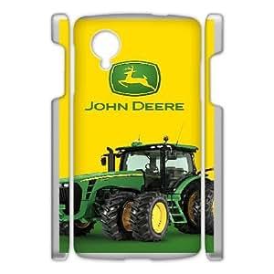 Google Nexus 5 Phone Case White John Deere DY7736838