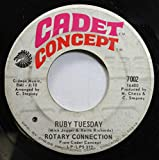 Rotary Connection 45 RPM Ruby Tuesday / Soul Man