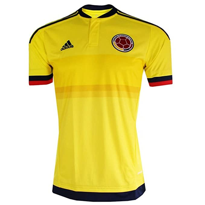 Adidas Camiseta 1ra Colombia 2015-2016 (S)