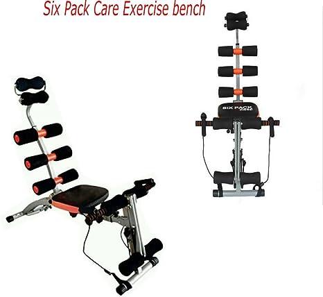 Denny internacional® AB Wonder Six Pack Care Rocket Twister abdominal pierna brazo formación gimnasio ejercicio máquina: Amazon.es: Deportes y aire libre