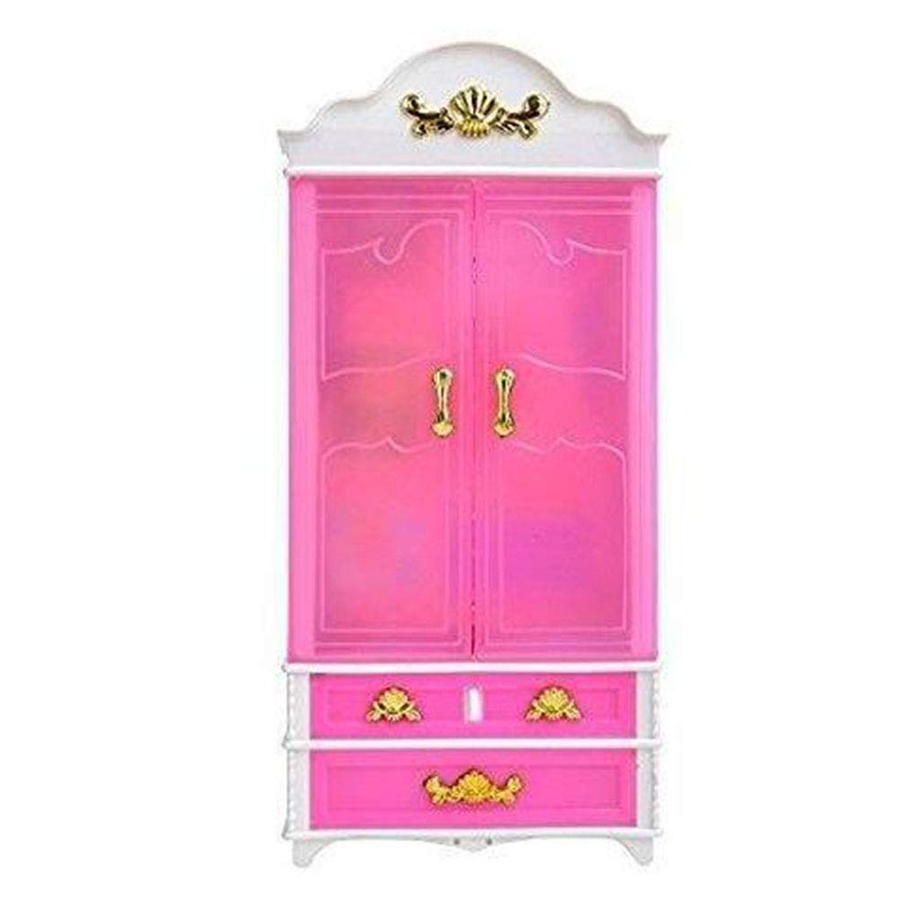 Faironly Mini Dollhouse Furniture Toy Set Accessori ...