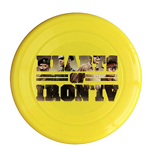 YQUE56 Unisex War Game Outdoor Game Frisbee Game Room Yellow