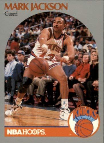 1990 Hoops Mark Jackson Basketball Card 205