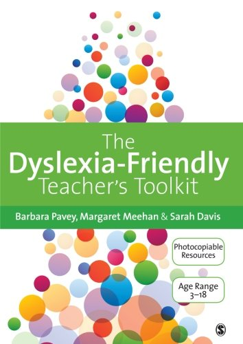 The Dyslexia-Friendly Teacher's Toolkit: Amazon.co.uk: Barbara ...