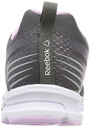 Gris ash Cn1967 Running Femme Greymoonglowpewter Chaussures Reebok De q7Zw4p6