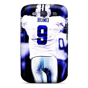 Perfect Fit CBL2703Etdd Dallas Cowboys Case For Galaxy - S3