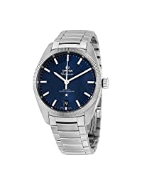Omega Constellation Automatic Blue Dial Mens Watch 13030392103001