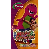 Barney Movin and Groovin