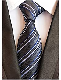 Men's Modern Striped Patterned Formal Ties College Daily Woven Neckties
