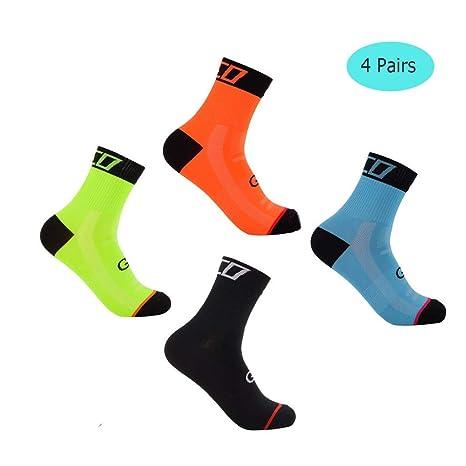Calcetines atléticos para correr para hombres y mujeres ...