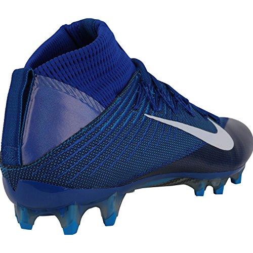 Nike Zoom Vapor Carbon Untouchable Football Cleats Shoes Blue White Mens Size 13 JCtCJCJz4