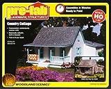 ho scale house - Woodland Scenics HO KIT Granny's House WOOPF5186