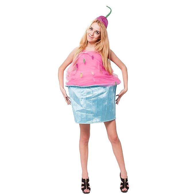 EraSpooky Traje Halloween la Magdalena Divertida Las Mujeres