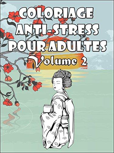 Coloriage Anti Stress Pour Adultes V 2 Special Geishas 40