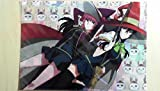 Witch Craft Works A4 clear file fire people Sato Aya Fire & Tahanamiya haze