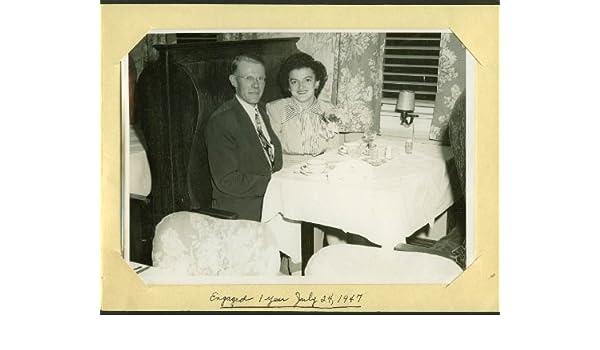 Amazon Com Dorothy Klee Fiance Souvenir Photo Wright S
