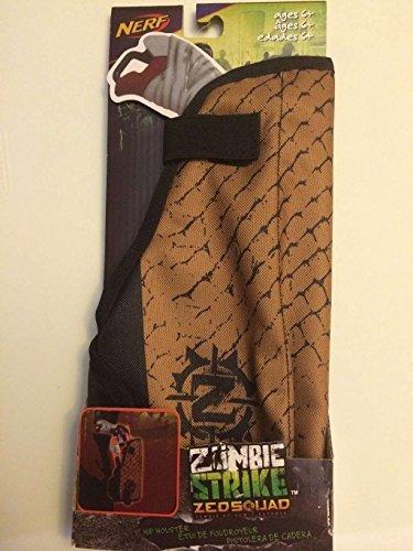 Nerf Zombie Strike Holster Hip Blaster Holster. Zed Squad Holster [並行輸入品] B07HLHQGVS