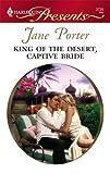 King of the Desert, Captive Bride, Jane Porter, 0373127251