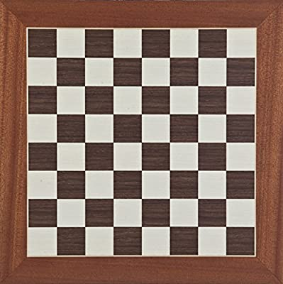 Astor Row Staunton Metal Chessmen & Stuyvesant Street Chess Board from Spain