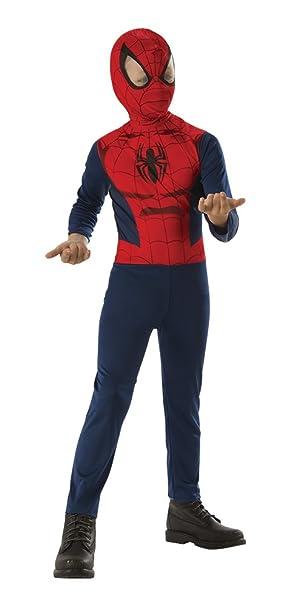 Rubies - Disfraz de Spiderman para niño, M (5-6 años) RubieS ...