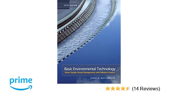 Water Supply Basic Environmental Technology Waste Management and Pollution Control 4th Edition