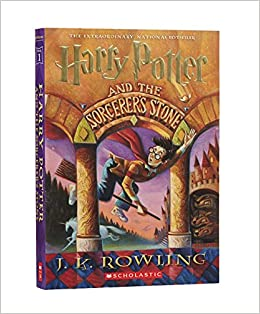 an examination of the novel harry potter and the sorcerers stone by j k rowling Including my very first novel,  clive cussler, lori avocato, dan brown, jk rowling,,  harry potter & the sorcerers stone say what you will about the rest.