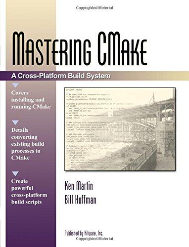 Mastering CMake