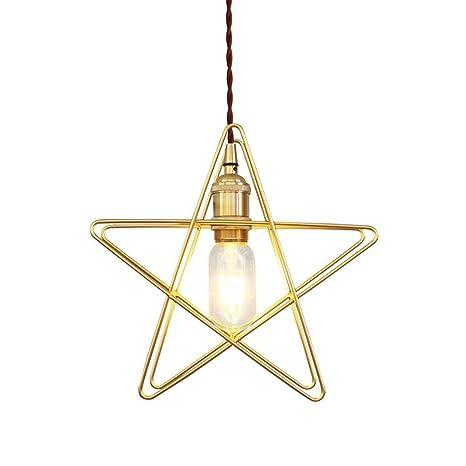 Lámparas de araña, luz pendiente nórdica romántica ...
