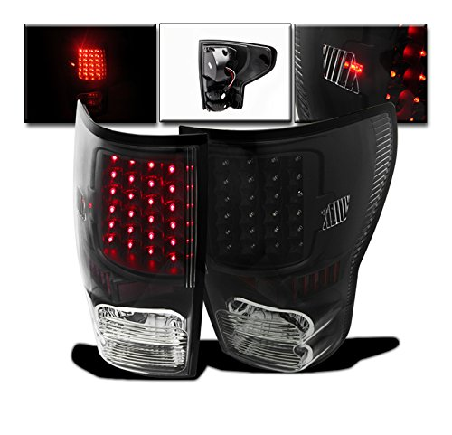 Jdm Black Led Tail Lights Tundra