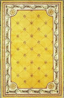 Amazon Com Kas Oriental Rugs Corinthian Collection Fleur