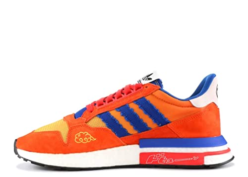 4bc952cf2 Amazon.com  adidas ZX 500 Restomod Dragon Ball Z Son Goku D97046 Orange   Shoes