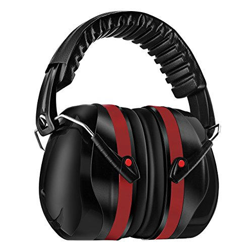 New Electronic Ear Muffs Hearing Noise Protection Hunting Sh