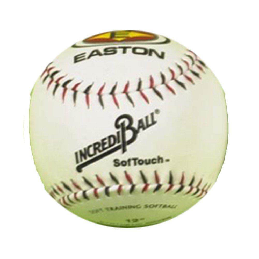 イーストンIncrediball合成レザーソフトボールボール B015FWOY40