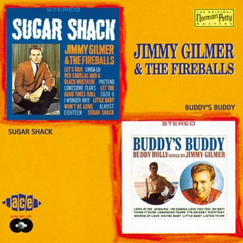 Jimmy Glimer and The Fireballs  - Sugar Shack