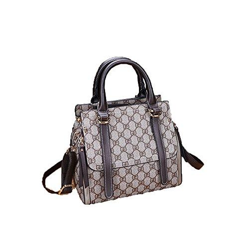 et Nouvelle 3 épaule à Ladies Messenger main Sac Wild Tote en américaine Sacs Bag européenne mode cuir 2018 Zm w1IASg