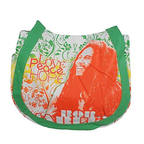 Bob Marley Rasta Love Peace Hope Womens Tote Bag