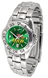 UAB Blazers Ladies Stainless Steel Dress Watch