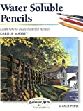 Water Soluble Pencils, Carole Massey, 0855329637