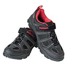 Diamondback Mens Trace Clipless Pedal Compatible Cycling Shoe