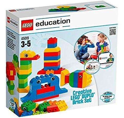 Set creativo de ladrillos LEGO DUPLO: Amazon.es: Industria, empresas y ciencia