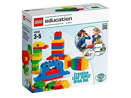 Amazon.com: 45019 Ensemble de Briques Lego Duplo: Industrial ...