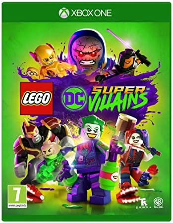 LEGO DC Super-Villains - Xbox One [Importación inglesa]: Amazon.es ...